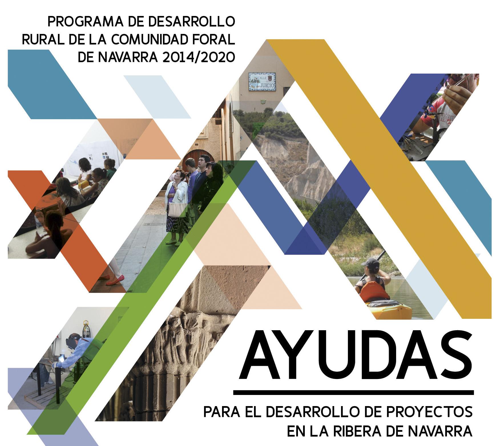 Ayudas para el desarrollo de proyectos en la Ribera de Navarra