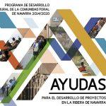 Charlas informativas de la 4ª convocatoria de ayudas LEADER en Tudela