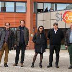 Comienza la 4ª reunión de coordinación del Proyecto Cemowas2 de Interreg Sudoe en Francia