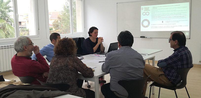Talleres para la adecuación de las Agendas Locales 21 de La Ribera a los ODS