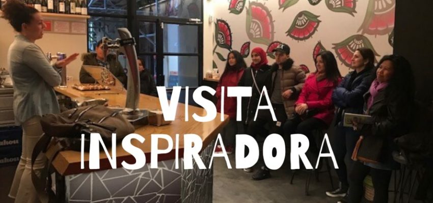 "VISITA INSPIRADORA A TRAVÉS DEL PROGRAMA ""INNOV@ASOCIAL"""