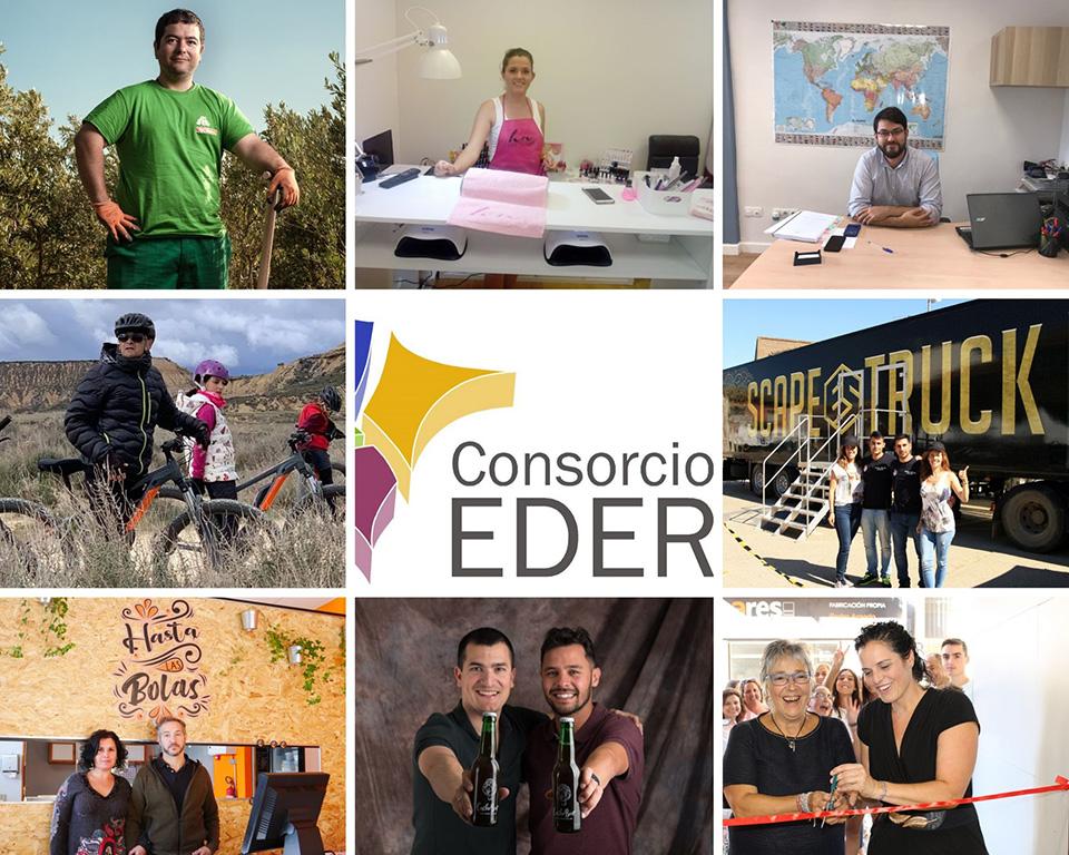 Emprendedores 2019 - Consorcio EDER