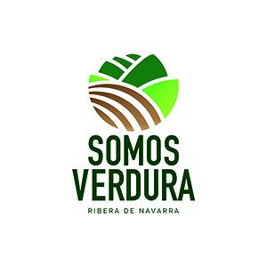 Logo Somos Verdura 2020 - ribera de Navarra