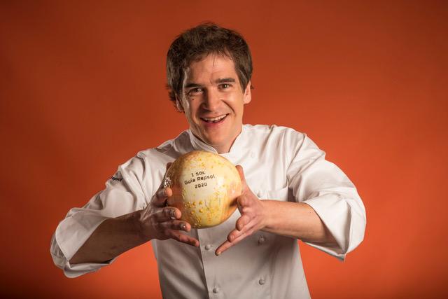 Nacho Gómara - Chef del Restaurante Verduarte (Sol Repsol 2020)