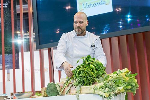 Virgilio Martínez, Chef del Restaurante Beethoven de Fontellas