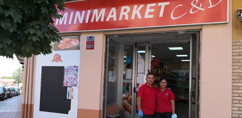 Carnicería Minimarket C&D – Tudela