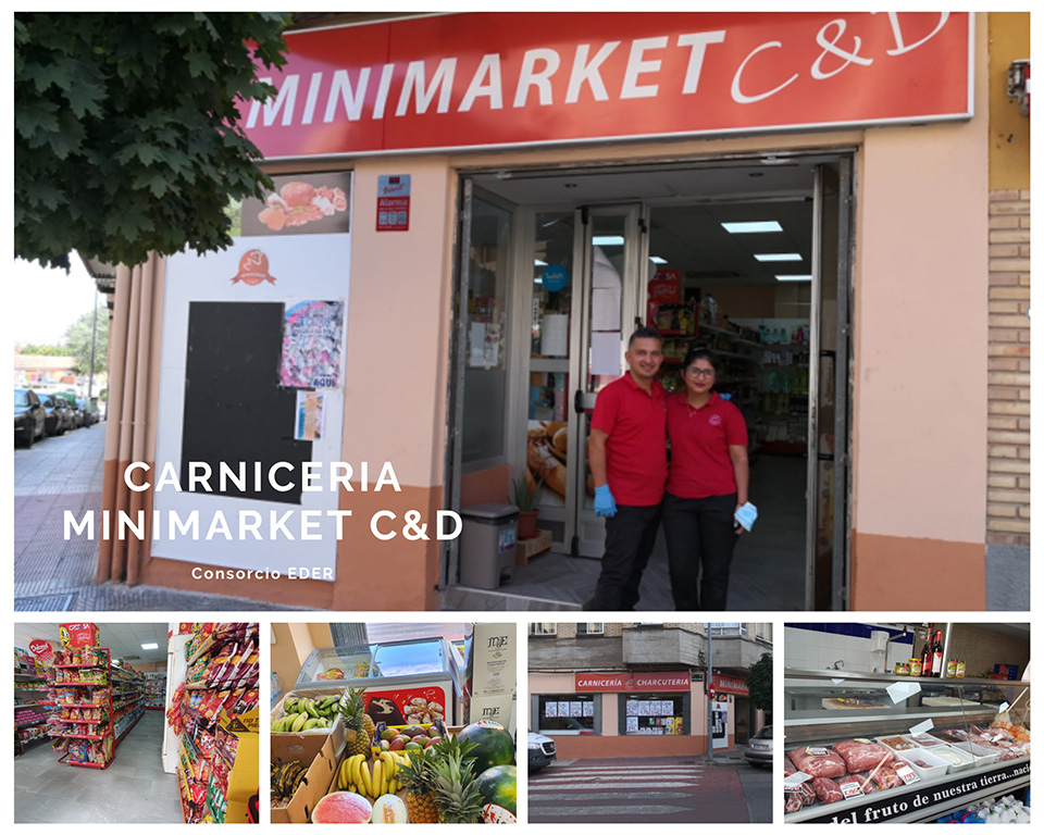 Carnicerá Minimarket C&D - Tudela