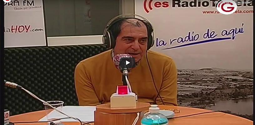 Entrevista de Abel Casado en Radio Tudela: el Observatorio de la ECEI
