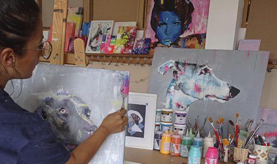 Pilarcho Art: Servicios de diseño, publicidad, ilustración y pintura.