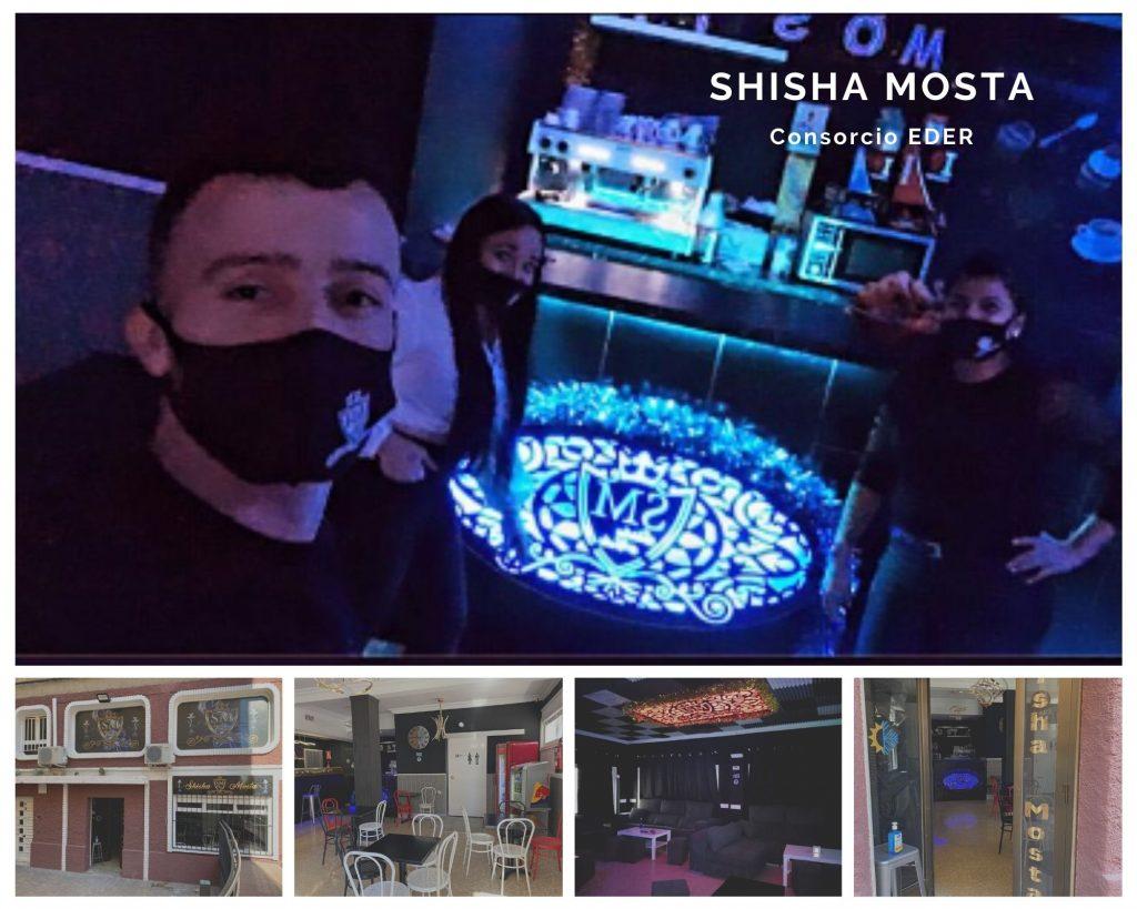 Shisha MOSTA - Tetería en Tudela