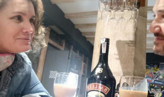 'Hasta las bolas' pizzería en Tudela