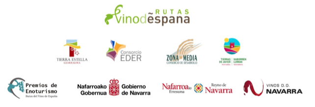 Logos Entidades Ruta del Vino Navarra 2020