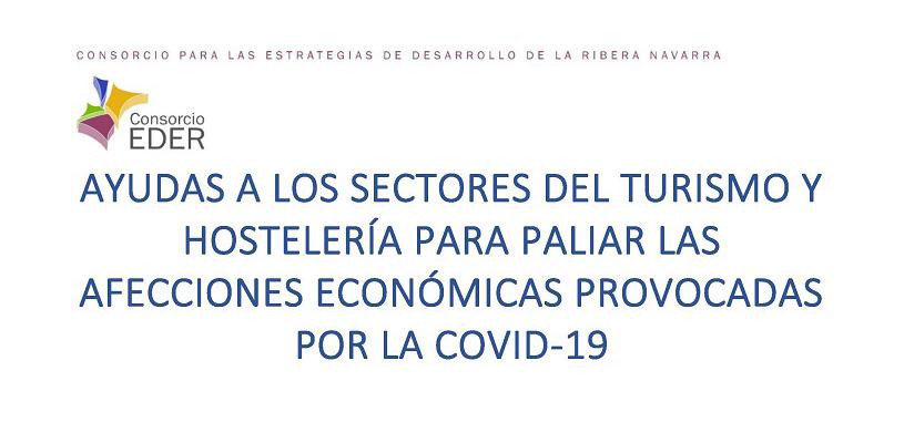 Publicación ayudas hostelería y turismo Gobierno de Navarra