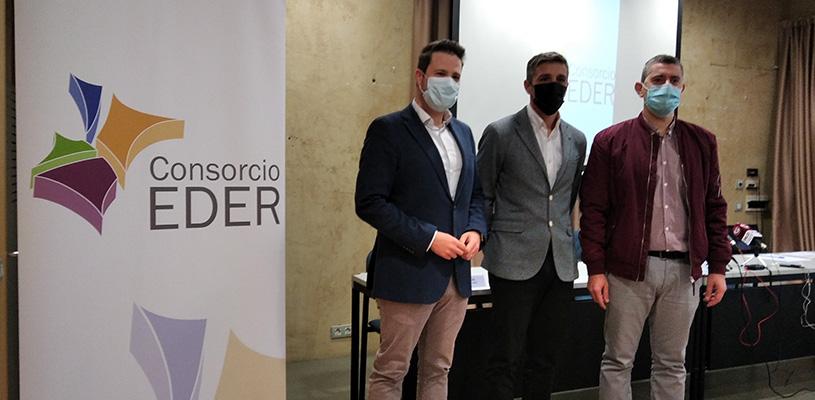 Presentación de Sergio Villava, nuevo gerente de Consorcio EDER