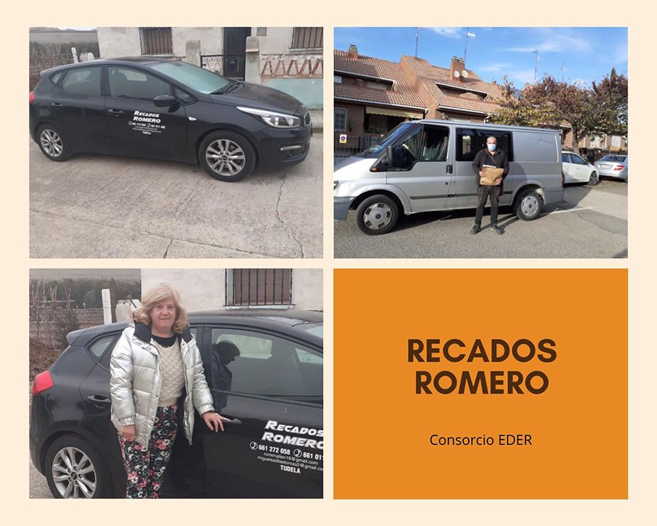 Recados Romero - Tudela