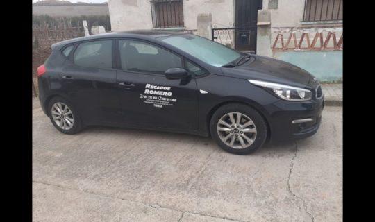 Recados Romero, empresa de recados en Tudela