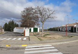 Acondicionamiento parcial de la Parc.400 Pol.1 como zona de esparcimiento para personas mayores en Tulebras
