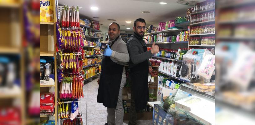 Supermercado 'La Familia' en Tudela