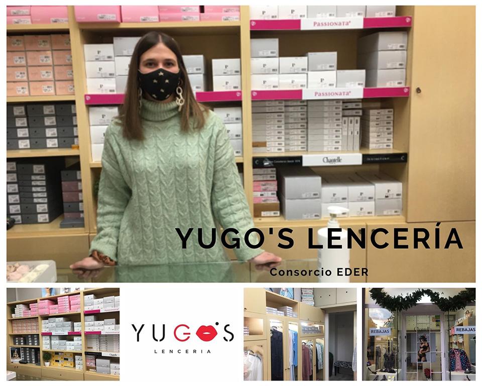 Yugo's Lencería