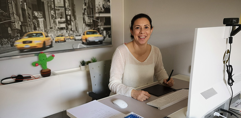 Ana Remacha Online, clases online para niños de Primaria y ESO