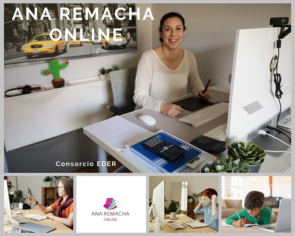 Ana Remacha ON-LINE