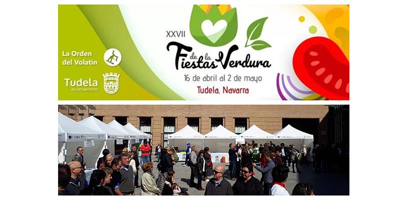 Consorcio Eder colaborará en las Fiestas de la Verdura 2021, que contarán con más de 50 actividades