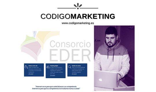 Código Marketing en Tudela