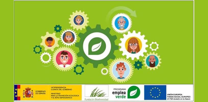 En marcha una nueva Convocatoria EMPLEA de apoyo a la contratación de personas desempleadas en la economía verde y azul