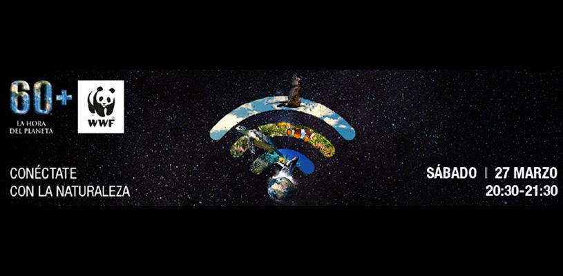 Sábado 27 de marzo, duodécima edición de la Hora del Planeta