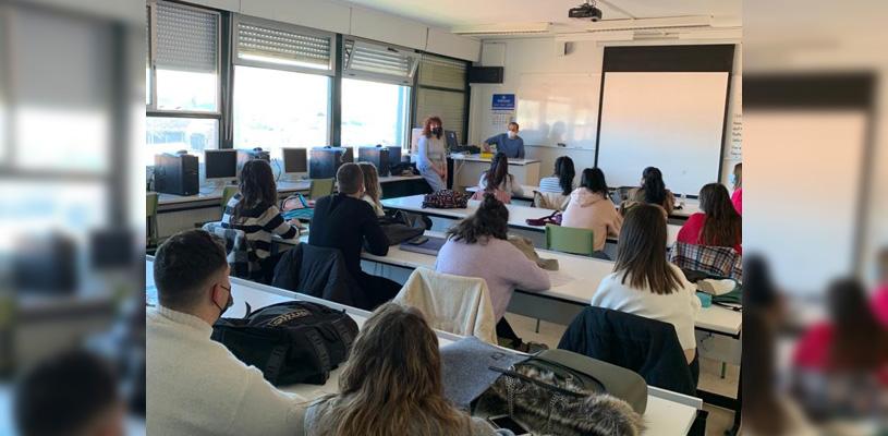 Finalizan los talleres para estudiantes impartidos por Consorcio EDER