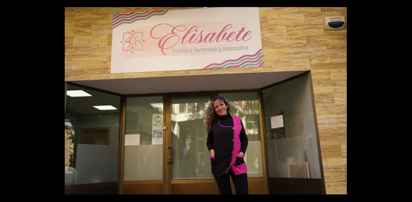 Elisabete Estética femenina y masculina, nuevo centro de estética en Tudela
