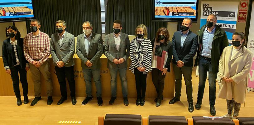LO QUE VIENE 2021 desvela en Tudela los primeros asistentes y las líneas maestras de la programación