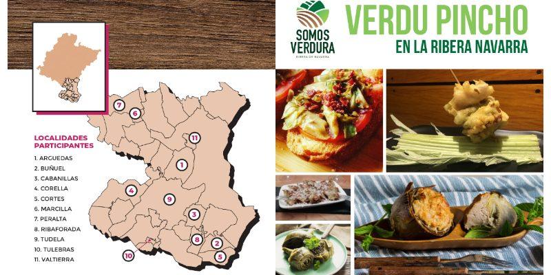 """Reconocimiento a los bares participantes del """"Verdu Pincho"""""""