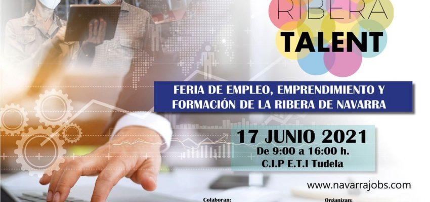 RIBERA TALENT, la Feria de Empleo, Emprendimiento y Formación de la Ribera