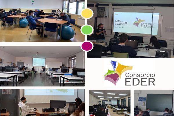 Cerramos el curso escolar con la puesta en marcha de 10 nuevos talleres  en CIP ETI Tudela