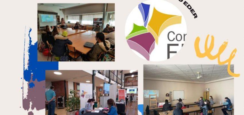 Consorcio EDER apoya la creación de 66 nuevas actividades en la Ribera de Navarra en el primer semestre de 2021