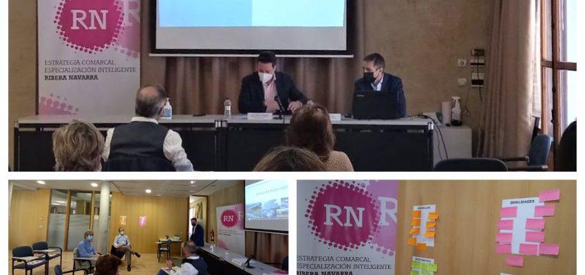 Arranca la Actualización de la Estrategia Comarcal de Especialización Inteligente de la Ribera de Navarra