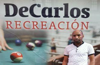"""""""DeCarlos Recreación"""", nuevo salón recreativo en Tudela"""