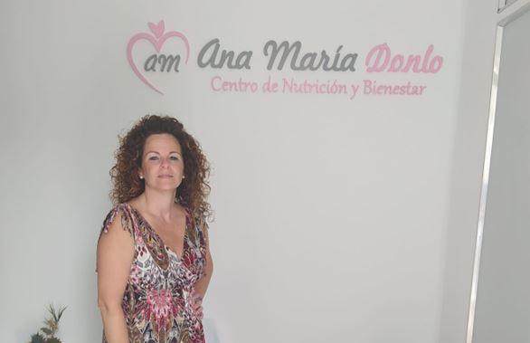 Ana María ha abierto un centro de nutrición y bienestar en Fustiñana