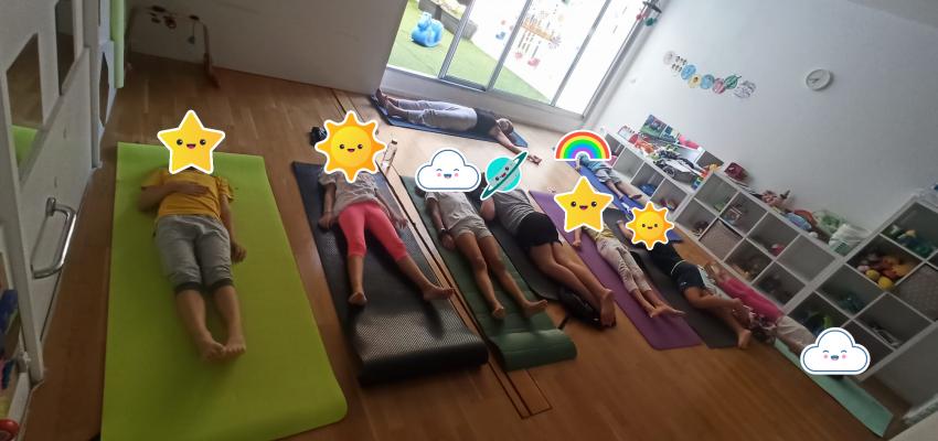 """""""Yogui-Mini"""", nuevas clases de yoga para niñ@s impartidas por Sofía Escudero"""