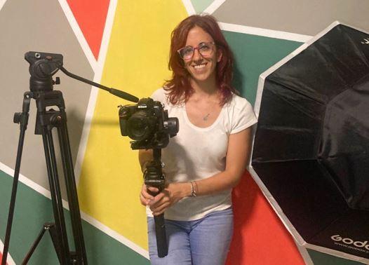 «Marta Ochoa Foto y Vídeo», nueva empresa de producción audiovisual en Cadreita