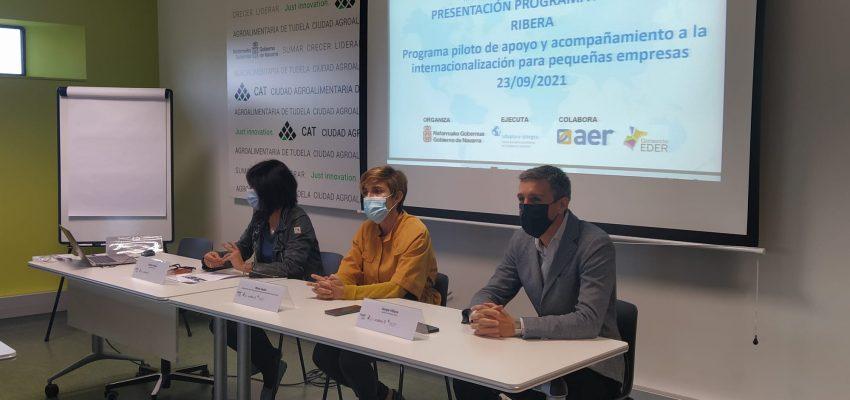 Consorcio EDER colabora en el impulso de la internacionalización de la PYME navarra