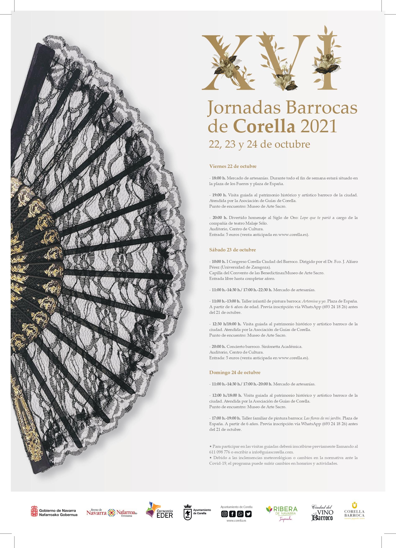 Jornadas barrocas Corella